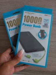 Bateria Portátil 10.000 mAh
