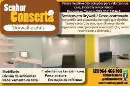 Serviços de Marido de aluguel  e manutenção resi