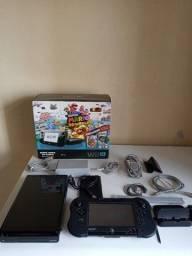 Nintendo WII U d.e.s.b.l com HD externo completo