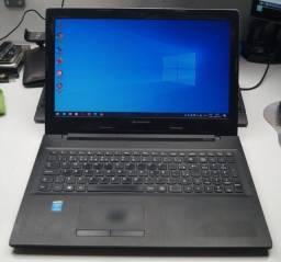 Notebook Lenovo G50-80 i3-5005U 4Gb Ram 500Gb HD Tela 15.6 Resolução 1366x768p Windows 10