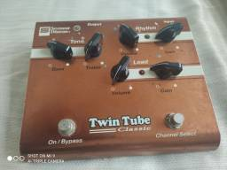 Pedal de guitarra valvulado Twin Tube Clássic Seymour Duncan
