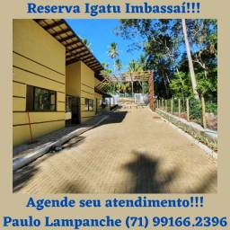 Reserva Igatu - Lotes residenciais Imbassaí