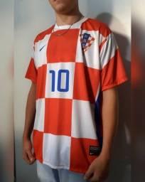 Camisa de time (Croácia