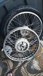 Rodas original da 150