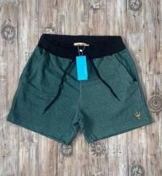 Shorts Praia Moletom Osklen