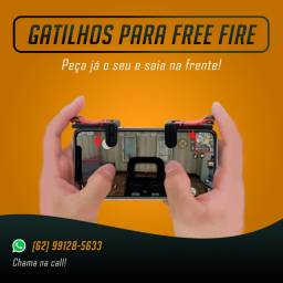 Gatilho pra Free Fire