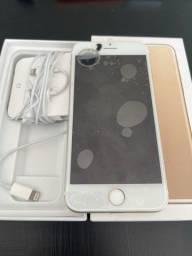 Iphone 7 128giga dourado