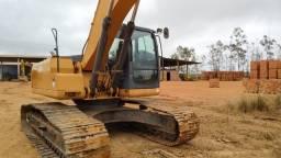 Escavadeira Case CX220B Ano 2014