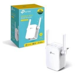 Repetidor Com 2 Antenas Tp Link Marca Numero 1 Do Mercado