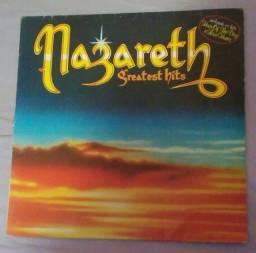 Disco raro de vinil do nazareth greatest hits 1976