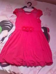 Vendo vestido semi-novo nmero 6