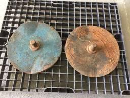[Oferta] 2 disco Lixa descascador de alho e batata  40cm