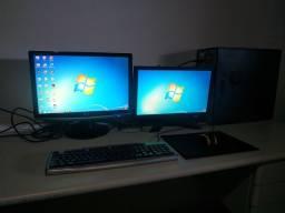 Pc com dois monitores