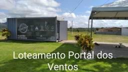 Investimento em Pacatuba Loteamento Portal dos Ventos entrada 599