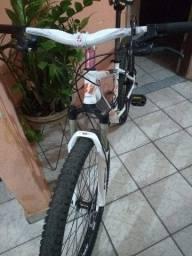 bicicleta aro 26 montada .estudo trocas.