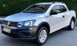 Volkswagen Saveiro 2020 1.6 Cabine Dupla TOP Novíssima