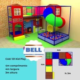 Brinquedão area kid play