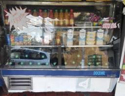 Balcão frigorífico Doceval