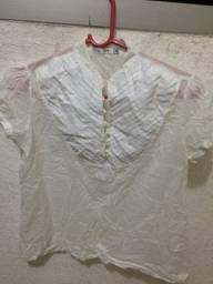 Lote 4 blusa