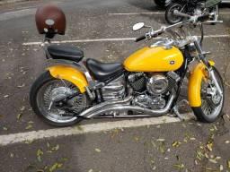 Moto custom Drag Star