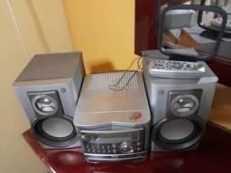 Toca CD/Rádio Gradiente
