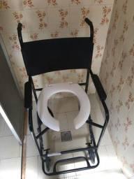 Cadeira para tomar banho com rodinhas CDS