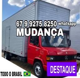 #mudanças #transportes todo o brasil - marcos