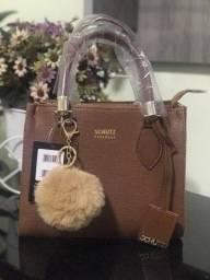 ?Na compra de uma bolsa ganha um chaveiro lindo ??