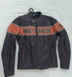 Jaqueta Couro Harley Davidson
