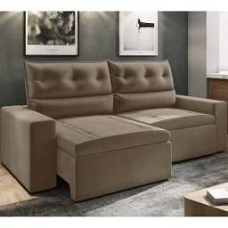Sofa retrátil e reclinavel lyon PR GGA727