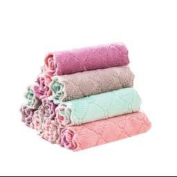 Toalha multi uso super absorvente para limpeza em geral automóvel
