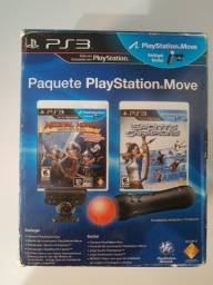 Kit MOVE Completo Original Sony PS3
