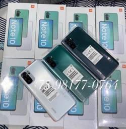 XIAOMI REDMI NOTE 10 64GB disponíveis todas as cores