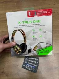 Fone p/ Xbox One