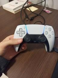 Controle Dual Sense PS5 e PC