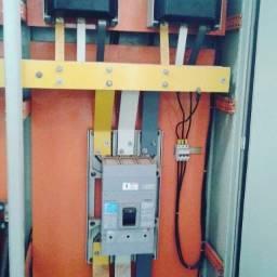 Eletricista para casa e predio e industria