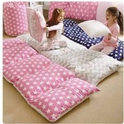 Super almofadão colchonete personalizado - colchonete fofinho modelo almofadas