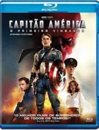 Blu-ray Capitão América