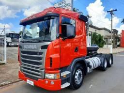 Scania G420 6x4 Bug leve