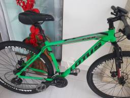 Vendo uma MOUNTAIN BIKE esportiva seme nova