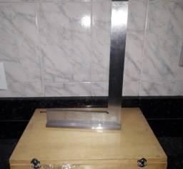 Esquadro com base magnética Digimess 170.035 400x265 mm