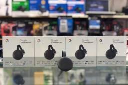 Google Chromecast 3 Geração