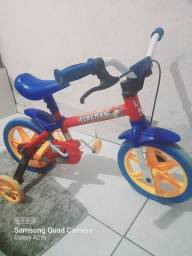 Título do anúncio: Bike infantil