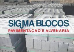 Blocos de concreto, alta resistência e ótima qualidade!