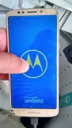 Moto G6 precisa trocar bateria