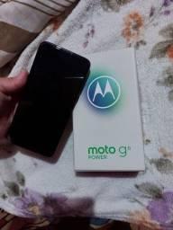 Vendo celular moto pawer G8