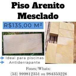 Pedra Arenito Mesclado