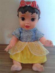 Boneca Baby Princesa Branca de Neve Disney- Mimo