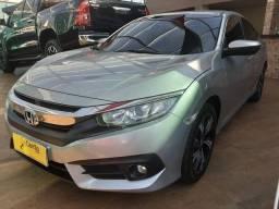Honda Civic G10 EXL 2.0 2017 automático