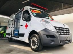 Renault Master Ambulância L2H2 UTI